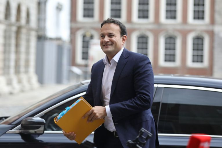 Varadkar set for showdown with top bankers over Covid-19 interest row