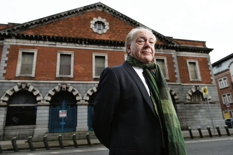 Guinness family working on plan for future of Iveagh Markets building, says lawyer