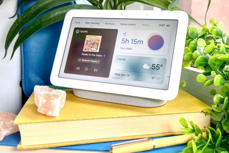 There's nothing to dislike about the Google Nest Hub's second generation
