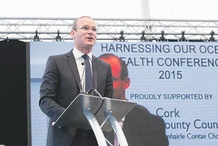 Simon Coveney, Minister for Agriculture, Food and the Marine