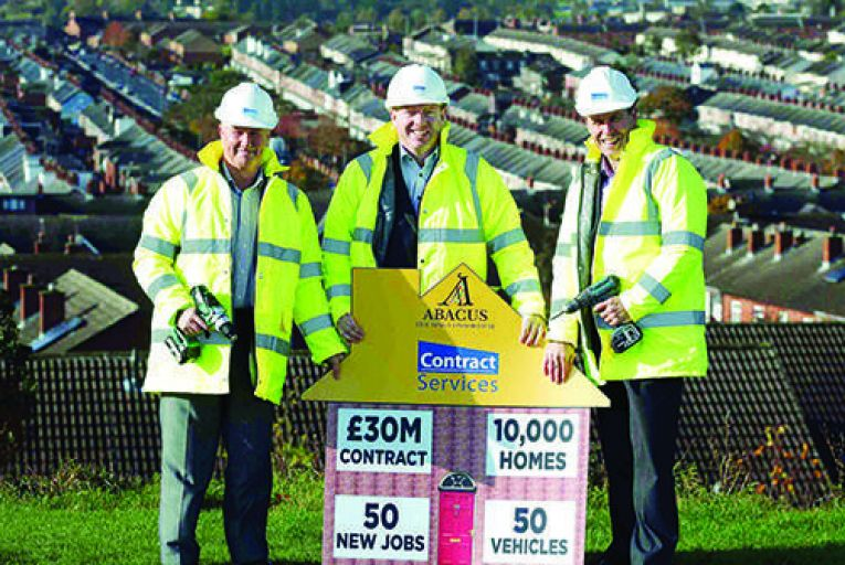 Contract Services wins €30m housing maintenance contract