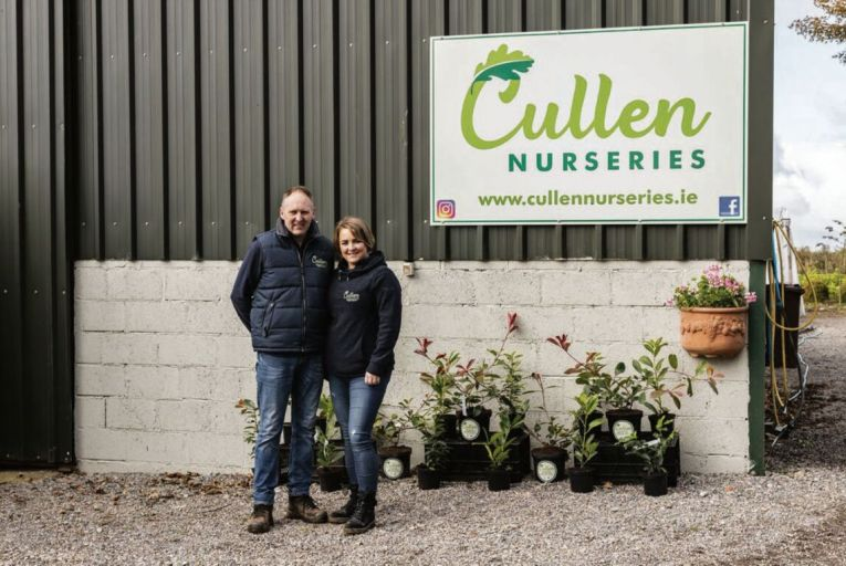 Robert and Catriona Cullen, Cullen Nurseries