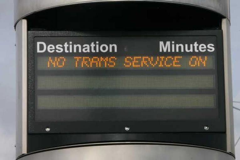 The dispute at Luas continues Pic: Rollingnews.ie