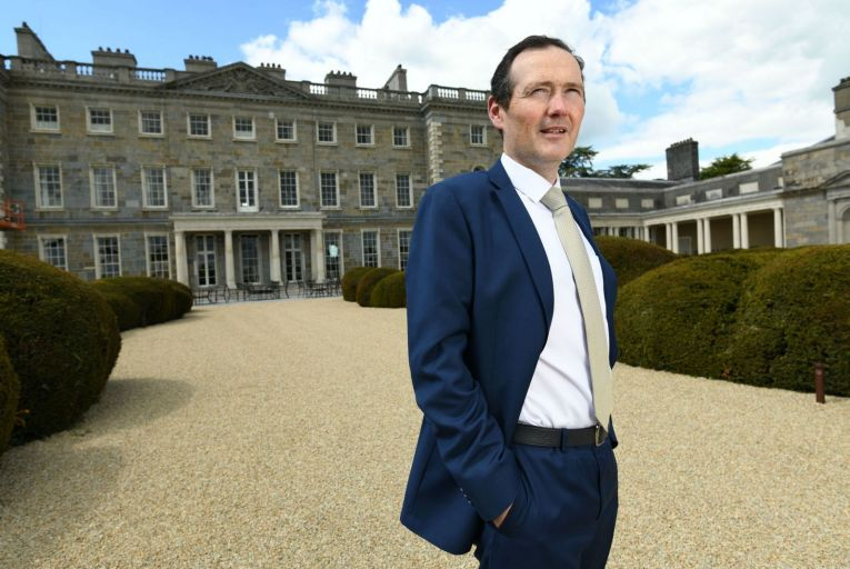Revitalised Carton House looks forward to its new beginning
