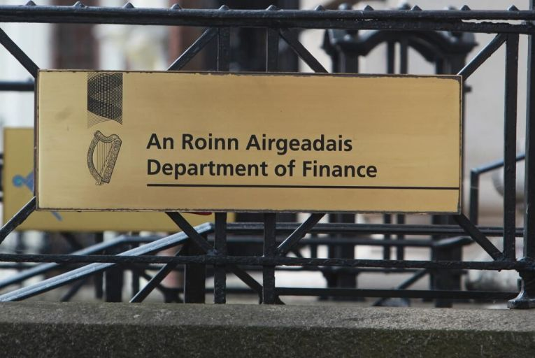 Exchequer figures boosted by AIB sale and low interest rates. Pic: RolingNews.ie
