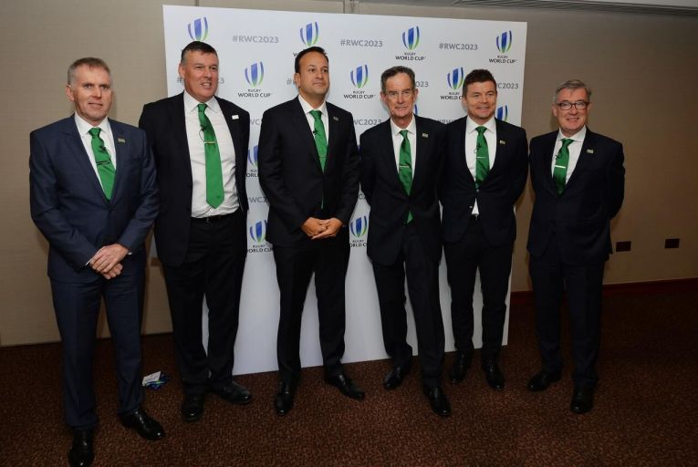 Ireland 2023 bid team \'has little to lose by tackling hard\'. Pic: Getty