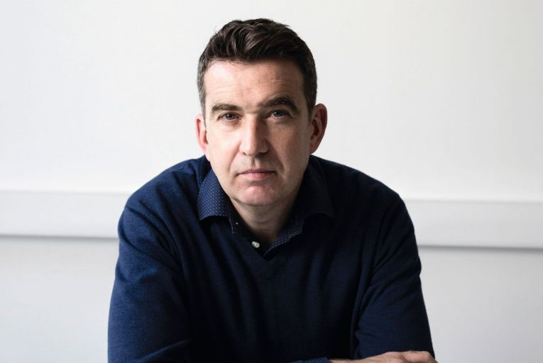 Mark Little: 'A dirty pleasure for me is TikTok, which I find stunningly addictive'