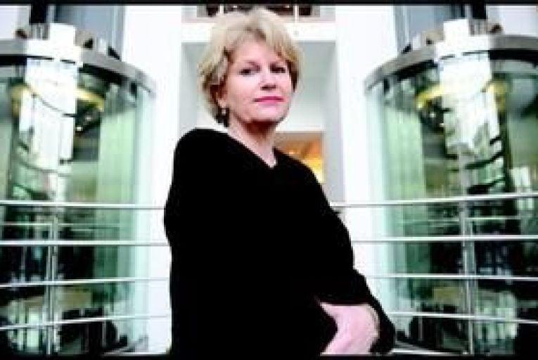 Maura Quinn, Institute of Directors. Photo: Tony O\'Shea