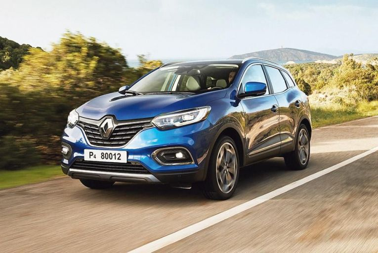 Evolution but no revolution for Renault's solid Kadjar