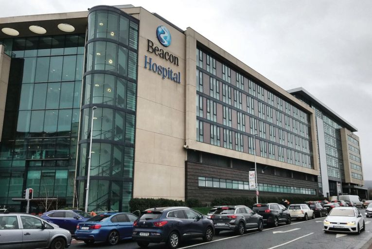 The HSE will carry out its own review of the vaccination centre in the Beacon Hospital in Sandyford, Dublin. Picture: RollingNews.ie