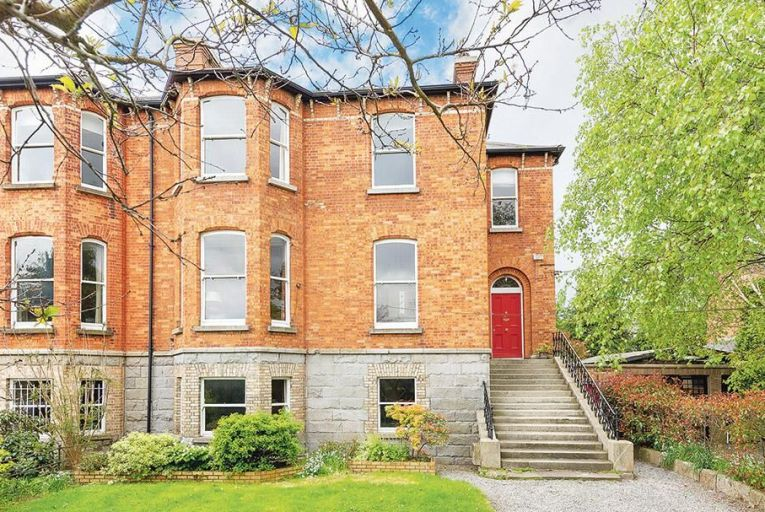 No 6 Arkendale Road in Glenageary, which is on the market for €2.45 million, is a prime example of the gracious suburban villas built by Dublin's comfortable classes in the 19th century