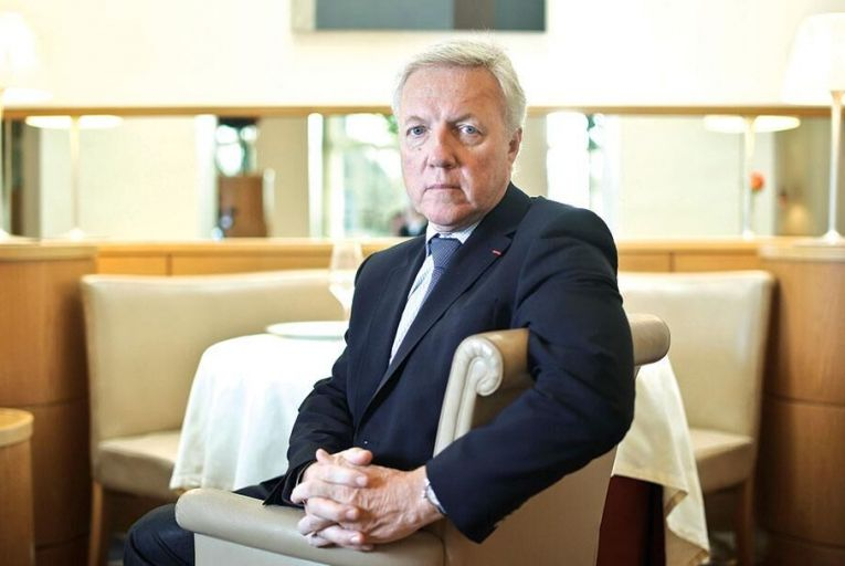 Restaurateur Guilbaud sues chef Olivier Quenet over rent