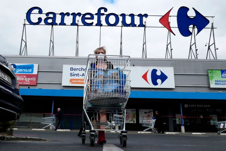Vincent Boland: Macron is shopping for votes as he vetoes €16bn supermarket megadeal