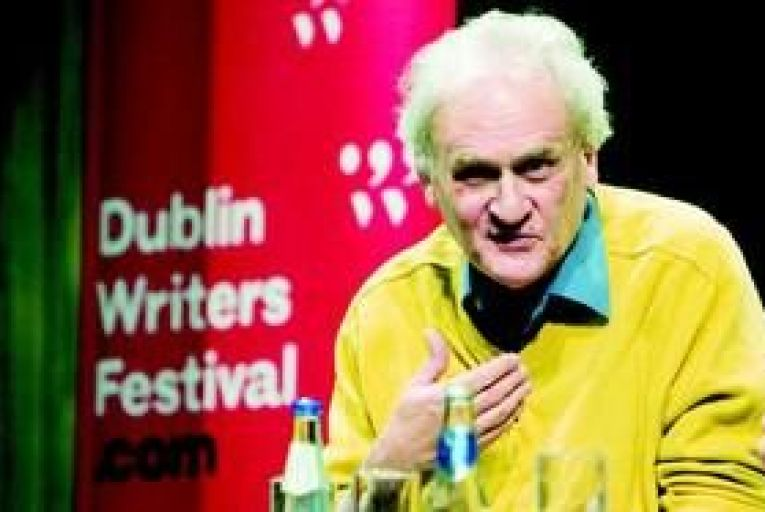 Paul Durcan: looks for the extraordinary in the ordinary. Photo: Laughlin McKee