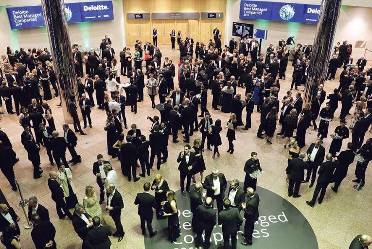 Deloitte crowns new winners