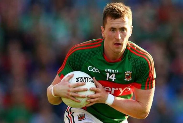 Mayo\'s Cillian O\'Connor kicked the all important equaliser last Sunday Pic: Inpho