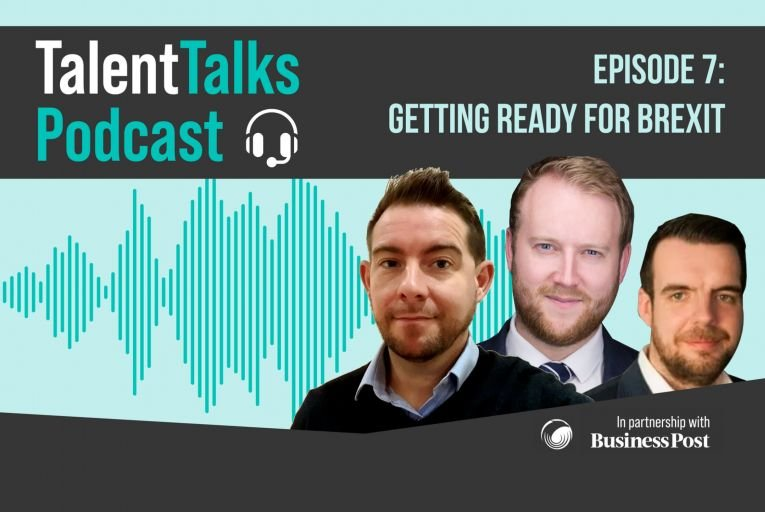 In episode 7 of the Phoenix Talent Talks podcast our panel of experts discuss best practices for getting your company Brexit ready