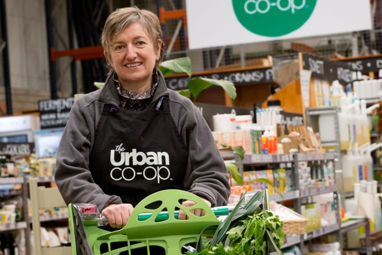 Anne Maher, managing director of The Urban Co-Op.