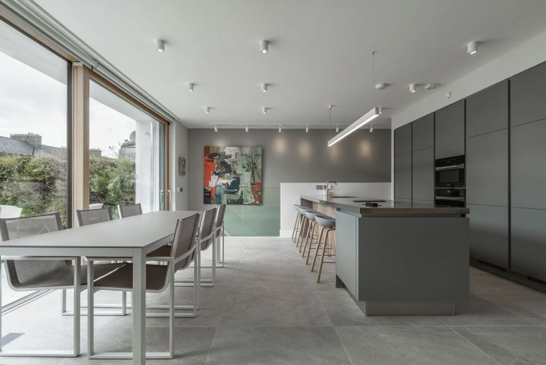 Future is bright and warm in €1m passive house