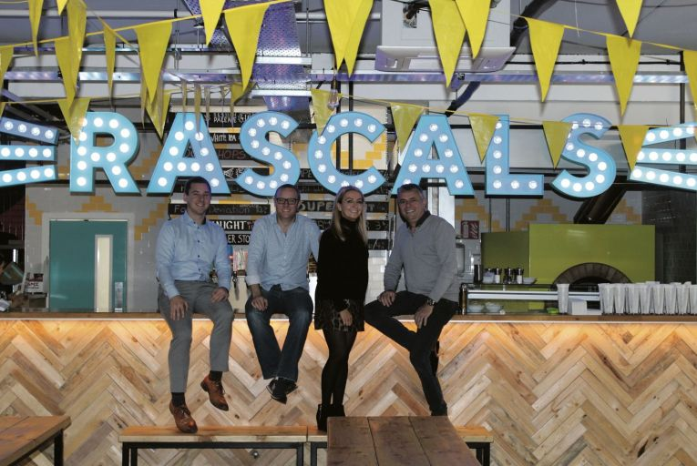 New distillery Disruptive hoping to shake up drinks market
