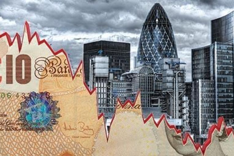 An unnecessary economic crisis is being exacerbated by a political crisis Picture: Getty