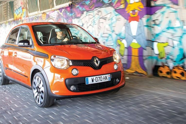 The new Twingo GT lets Renault's hot hatch heritage down
