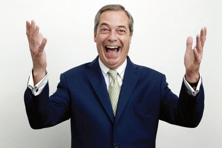 With Nigel Farage on board, Britain's new television channel, GB News, is drifting dangerously further right, towards a version of America's Fox News