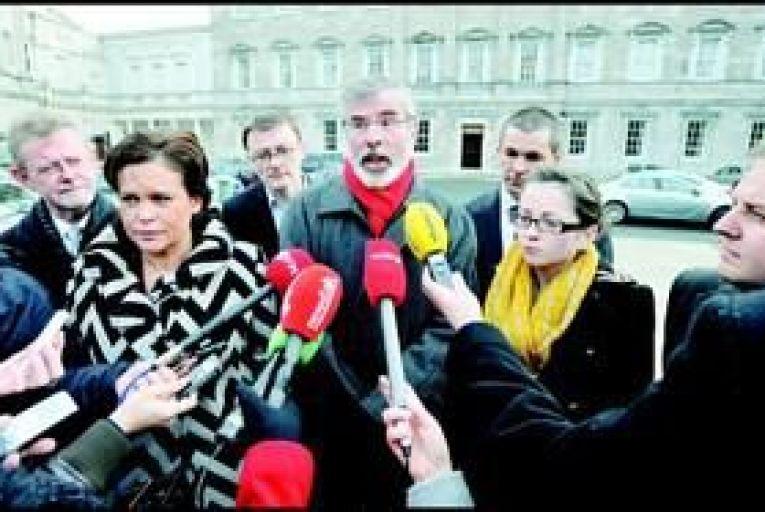 Sinn Féin poised to lead anti-treaty charge