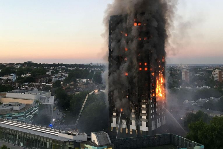 An overhaul of fire safety legislation to ensure there is not a repeat of the type of devastating fire which occurred in London in 2017