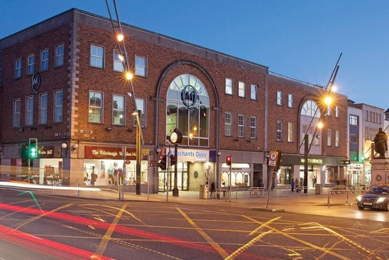 Merchants Quay shopping centre in Cork is for sale at €12.5 million