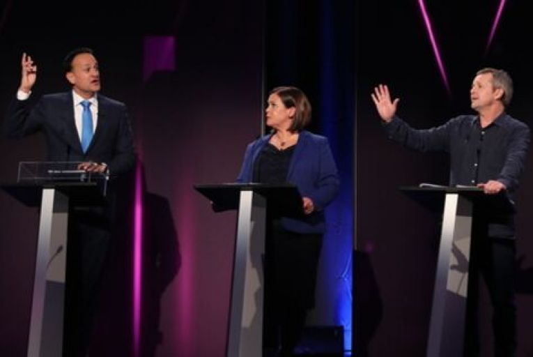McDonald does not waste her opportunity in debate