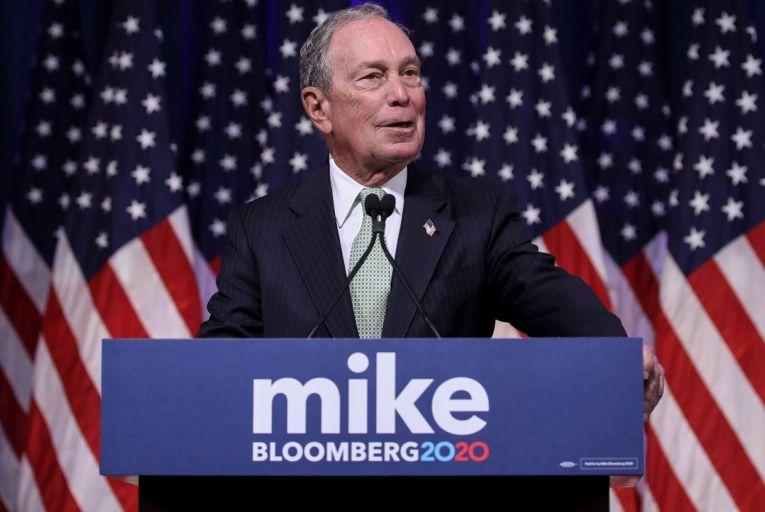 Bloomberg candidacy shows up Democrats' dilemmas