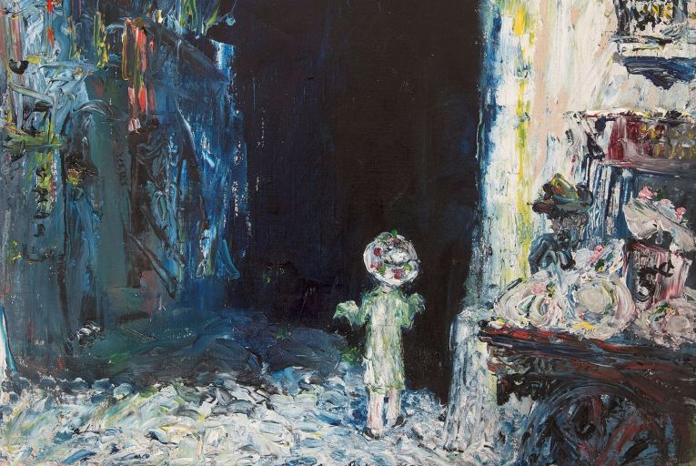 The Belle of Chinatown by Jack B Yeats is expected to realise €120,000-€160,000