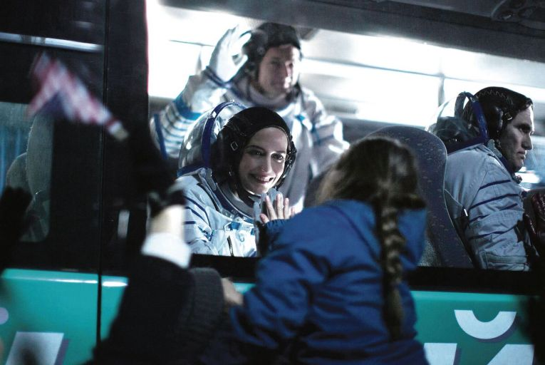Proxima: A mother and daughter reach for the stars