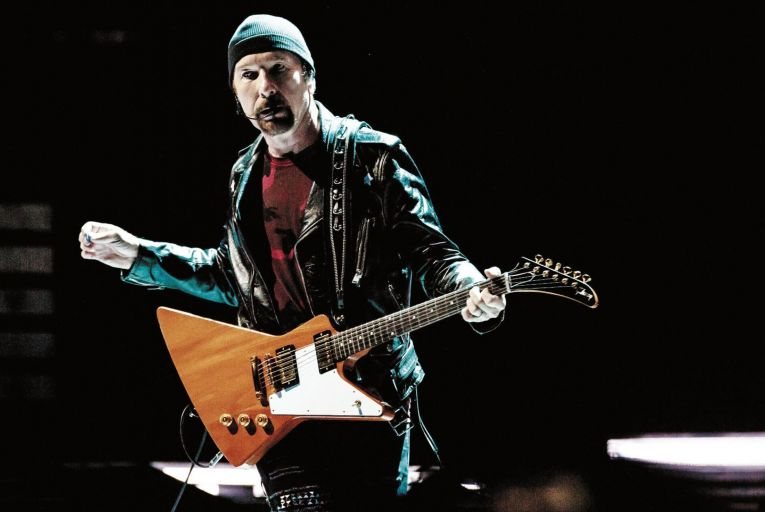 U2's Edge says nuclear power an option to meet our climate targets