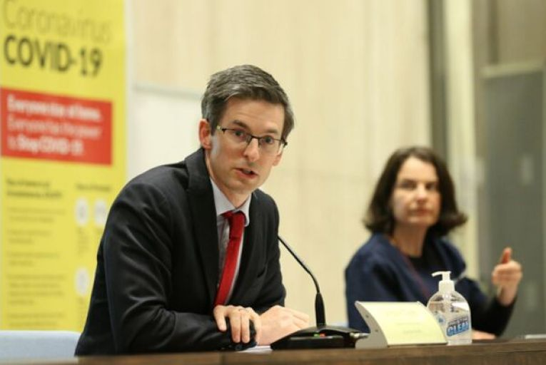 Glynn rules out offering choice of vaccines despite concerns over AstraZeneca