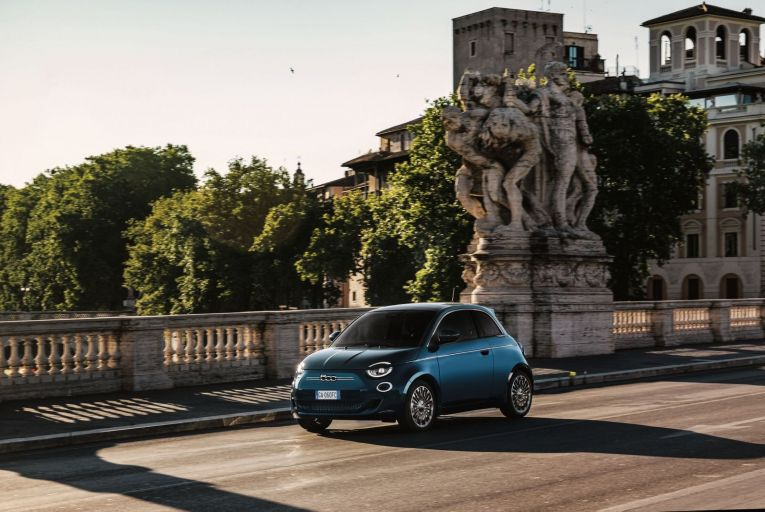 The new Fiat 500e looks great, drives wonderfully well and is safer for the planet