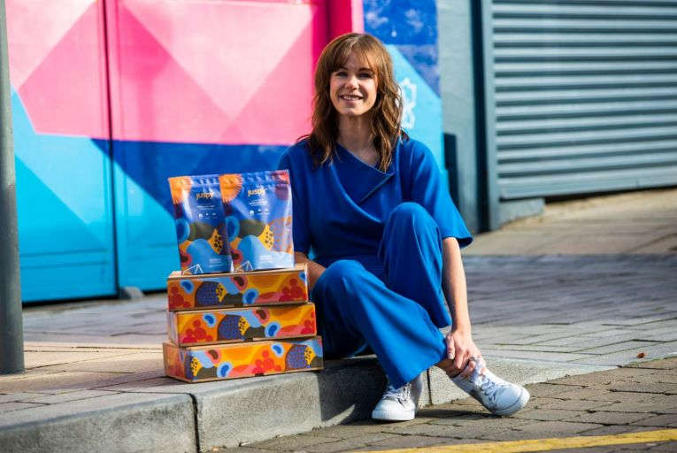 Irish energy drink provider selected by Amazon for global sales push