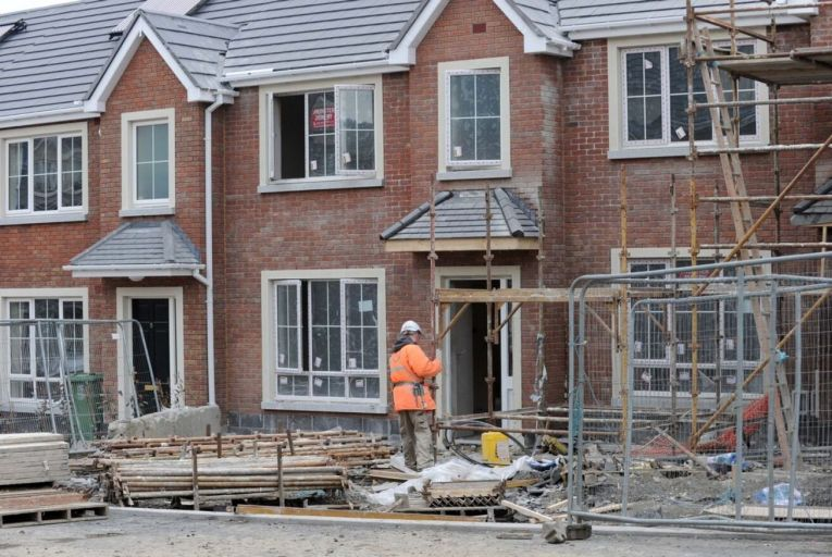 Before a developer begins the development of a home, they are required to lodge a commencement notice with the Building Control Management System (BCMS).
