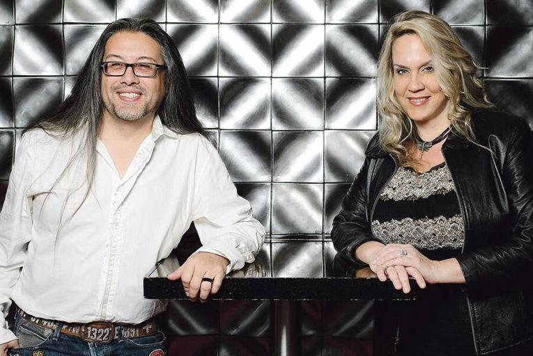 John and Brenda Romero, who are offering more hellish fun Michael Dillon