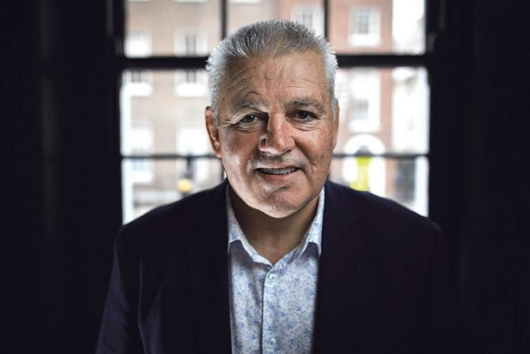 Warren Gatland: 'If it was me coming into that Ireland job now, I'd look at that team and think this is a chance now to clean out half a dozen players' Pic: Fergal Phillips