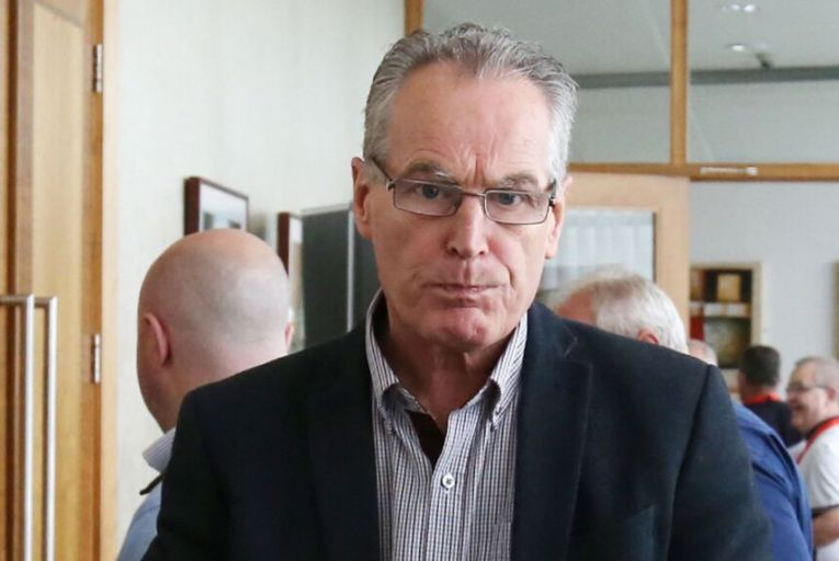 Gerry Kelly, a North Belfast MLA and former IRA prisoner, tweeted to celebrate the anniversary of the escape from the Maze Prison by 38 republican prisoners