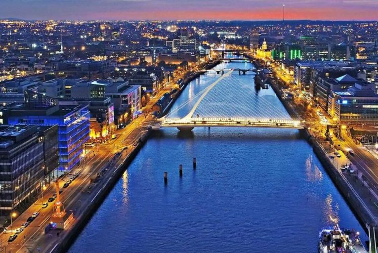 Dublin city centre: recent transactions demonstrate that rents are holding up