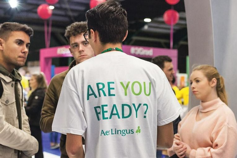 The gradireland Graduate Careers Fair takes place in the RDS Dublin on Wednesday October 3 with more than 120 graduate employers exhibiting, offering thousands of jobs across all sectors of the economy