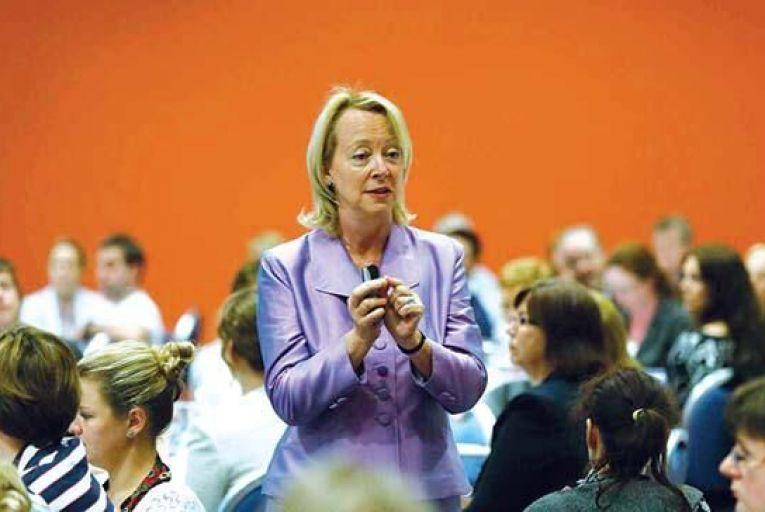 IMI: The future of HR: building collaborative insight