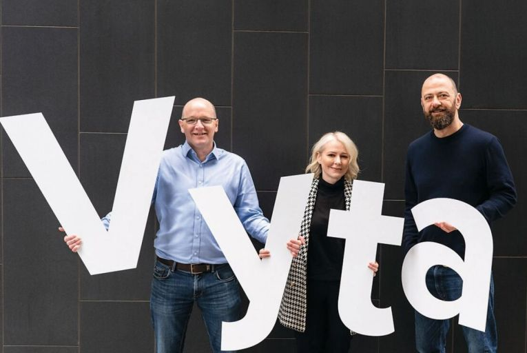 Vyta upcycles IT waste into clean green machines