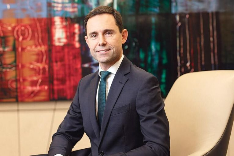 Bryan McCarthy, partner-in-charge at Ronan Daly Jermyn's Dublin office  Pic: Fergal Phillips