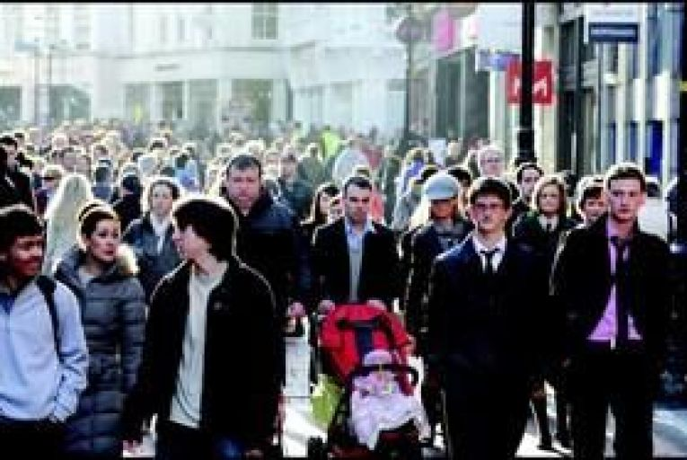 Business 2000: Learn the economics of population