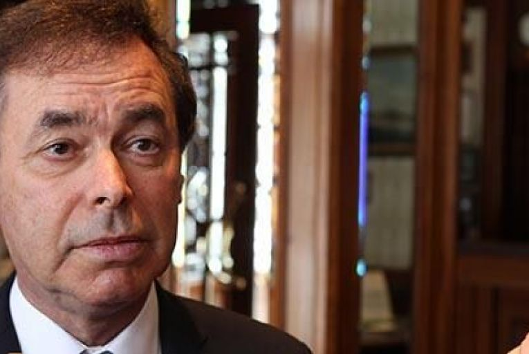 Alan Shatter missed out on a seat Pic:RollingNews.ie