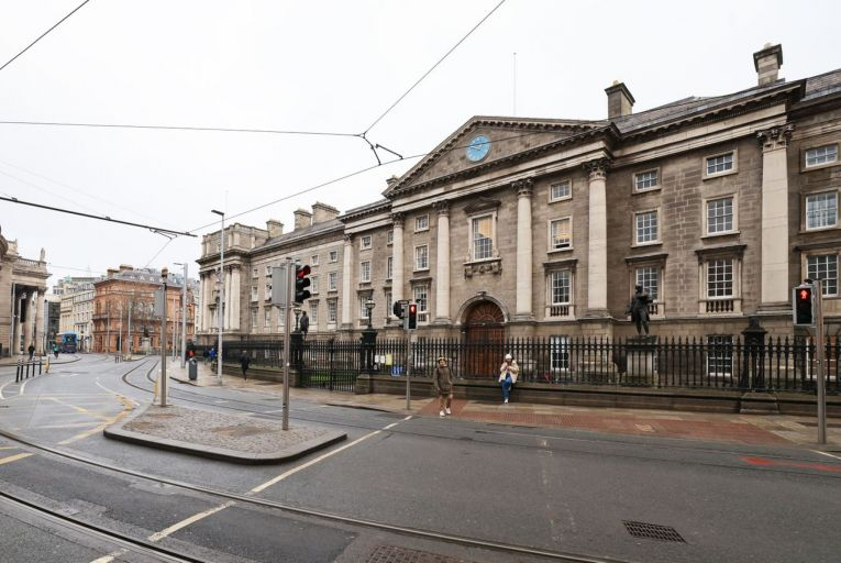 The director of Trinity's health service has said the college health service would be facilitating the HSE vaccination centre. Picture: Rollingnews.ie